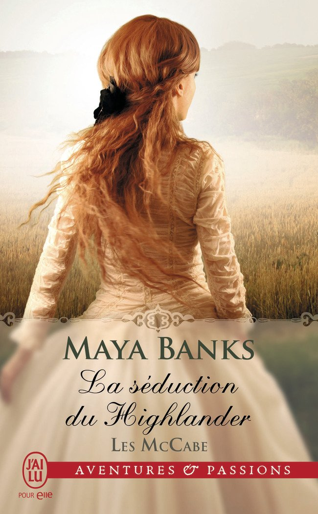 BANKS Maya - LES McCABE - Tome 2 : La séduction d'un Highlander Mac_be10