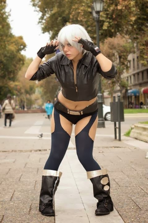 Cosplay SNK - Page 22 Angeee10