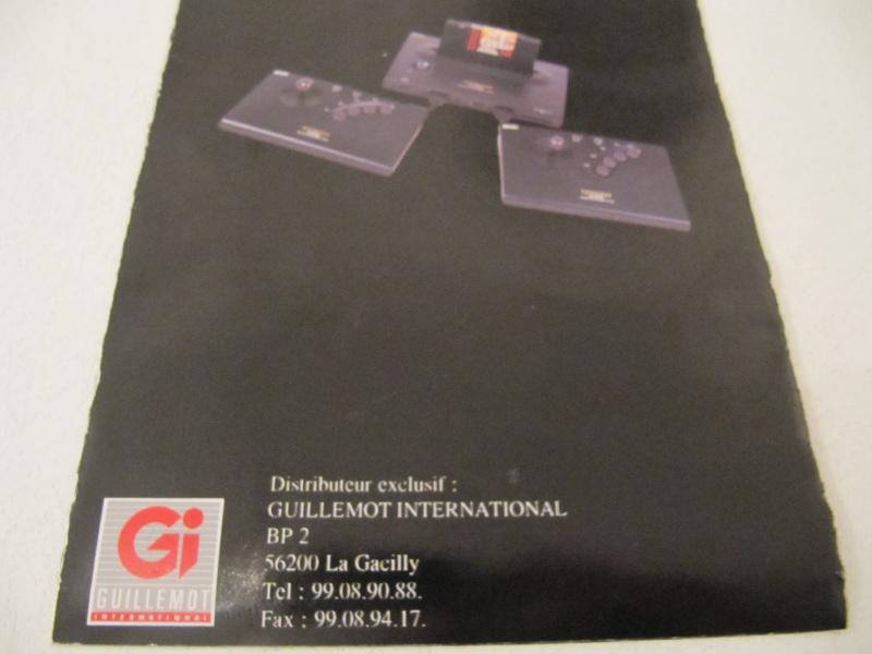 Les Brochures / Catalogues SNK Img_8412