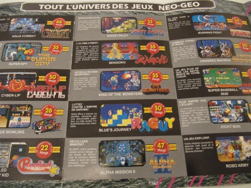 Les Brochures / Catalogues SNK Img_8415