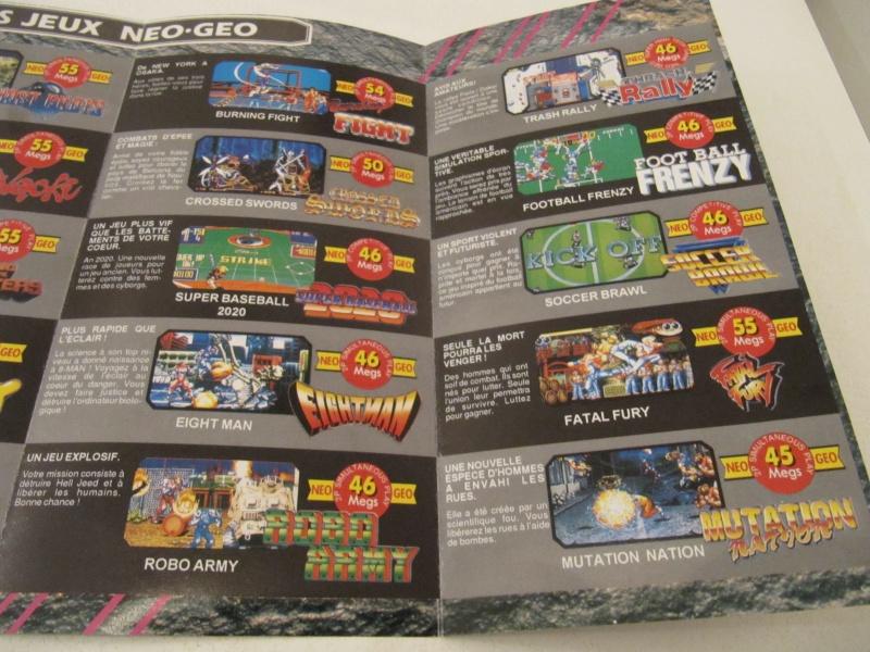 Les Brochures / Catalogues SNK Img_8416