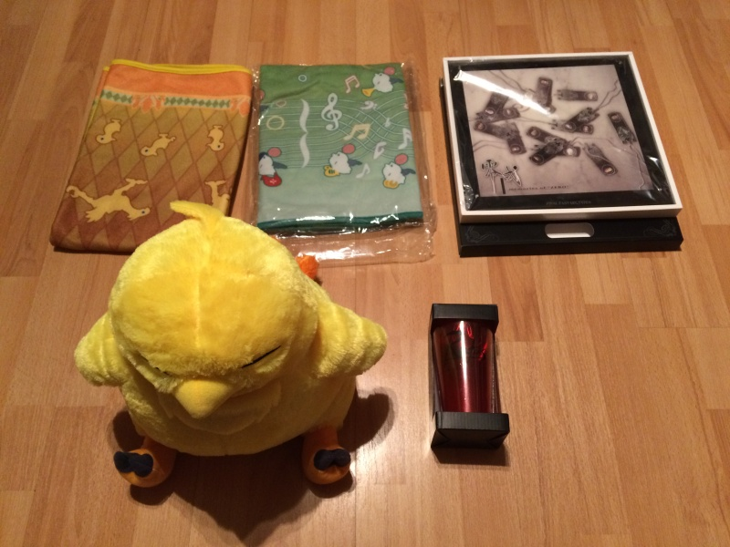 FF Museum - derniers arrivages WoFF, FFXIV, FFXV !  - Page 21 Img_7426