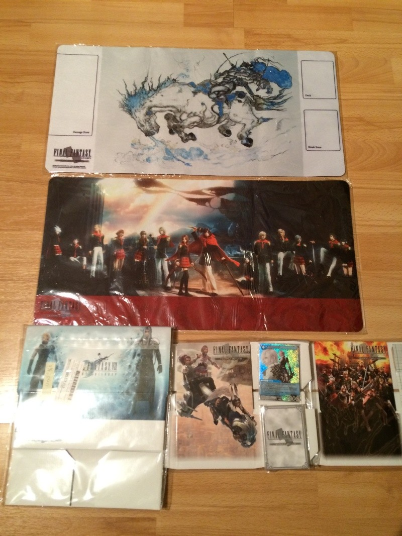 FF Museum - derniers arrivages WoFF, FFXIV, FFXV !  - Page 21 Img_7427