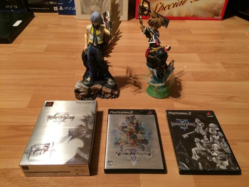 FF Museum - derniers arrivages WoFF, FFXIV, FFXV !  - Page 21 Img_7429
