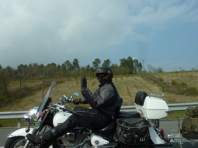 un KAWA en TERRASSE - Avez vous une famille de motards? P1020613