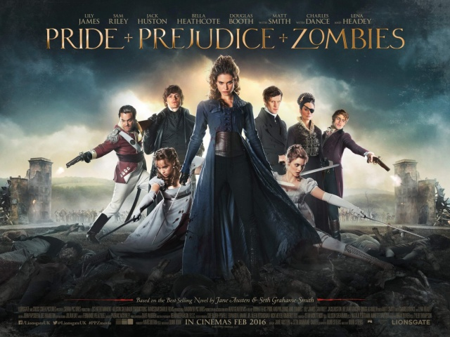 Pride and Prejudice and Zombies Zz210
