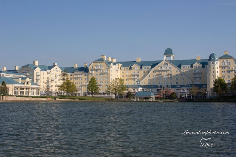 Disney's Newport Bay Club - Rénovation - Page 3 13147410