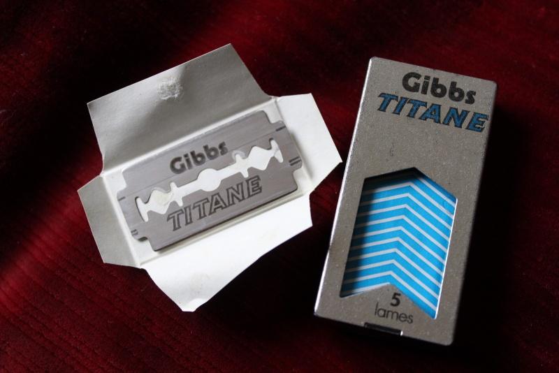 Lames de rasoir GIBBS et produits de la marque - Page 2 Img_9412
