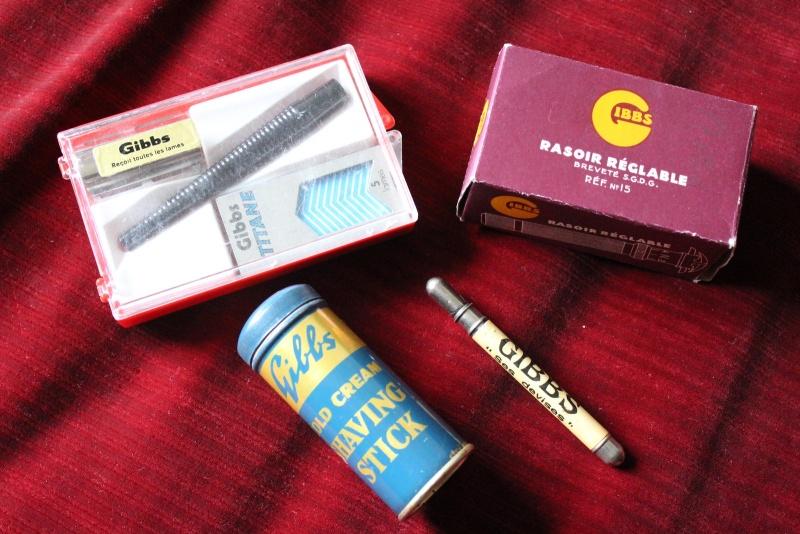 Lames de rasoir GIBBS et produits de la marque - Page 2 Img_9414