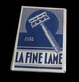 """""""La Fine Lame"""" Breveté SGDG : un petit Français très discret La-fin10"""