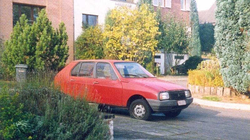 Ma Citroën Visa rouge Visa10