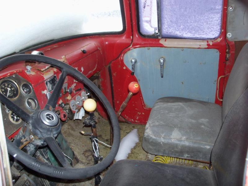 Photos d'un vieux 10 roues à sable   100_2012
