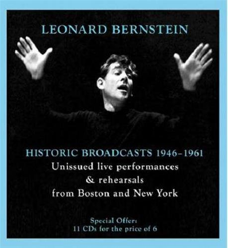 Merveilleux Bartok (discographie pour l'orchestre) - Page 9 Bernst10