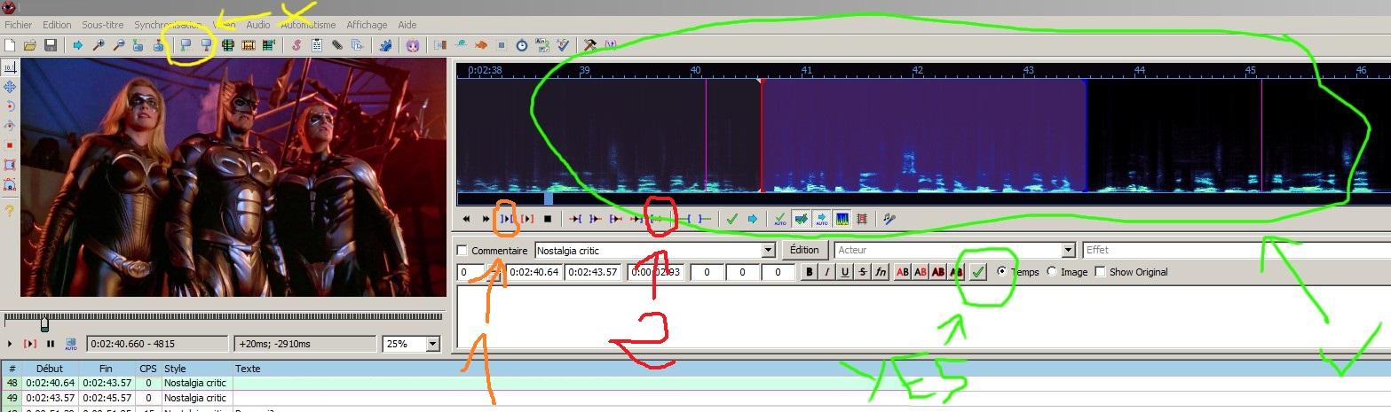 (Astuce Logiciel) Aegisub - Le roi du Timing! (Technique de timing via le spectre Audio) Sans_t12
