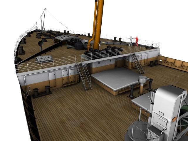 titanic - Titanic in scala 1:144 - Pagina 38 Fore_w10