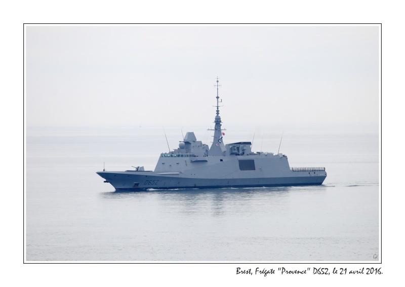 [Divers Frégates] Fregate Fremm Provence - Page 3 20160414