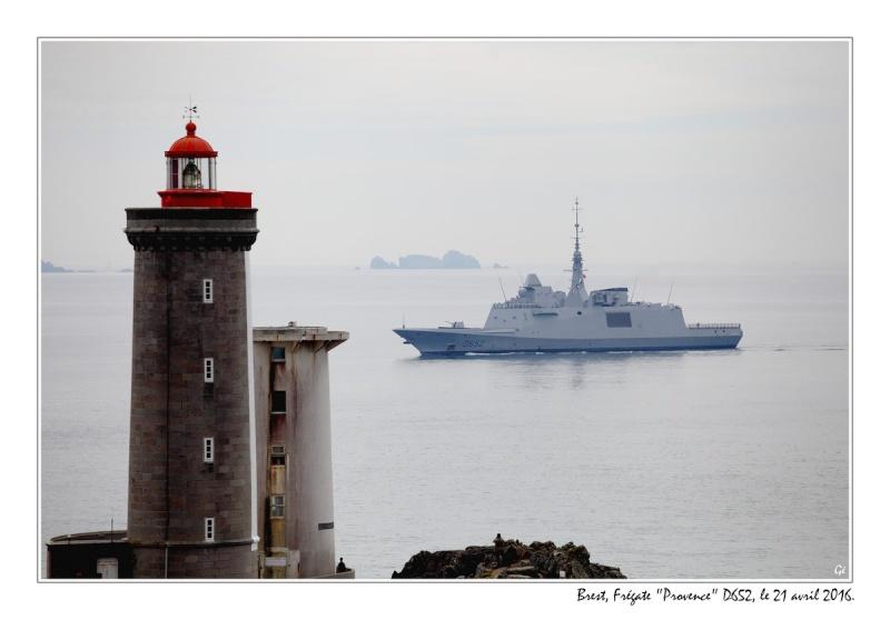 [Divers Frégates] Fregate Fremm Provence - Page 3 20160416