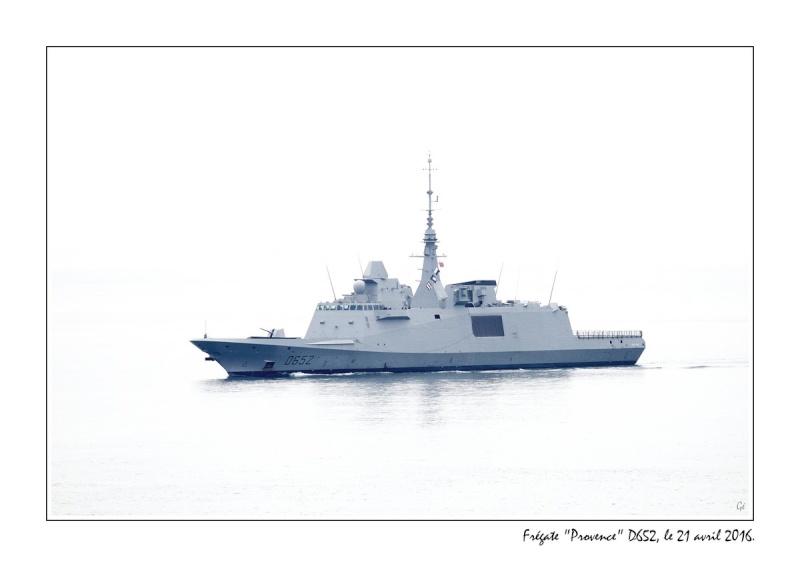 [Divers Frégates] Fregate Fremm Provence - Page 3 20160418