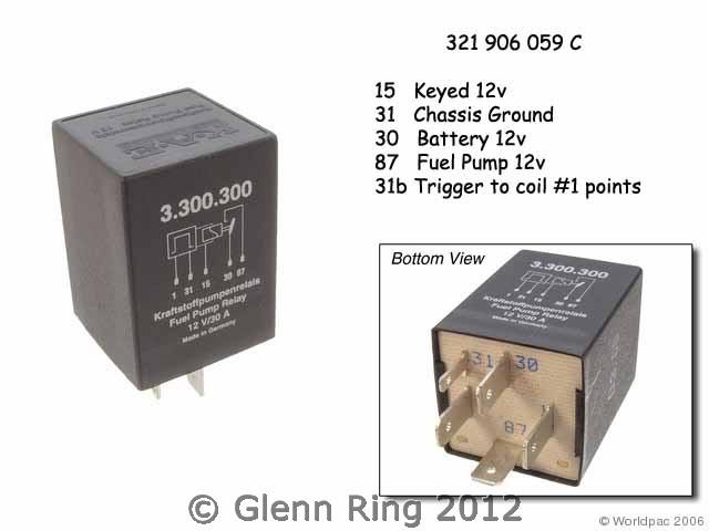 Installation pompe électrique avec relais. Fuel_p10