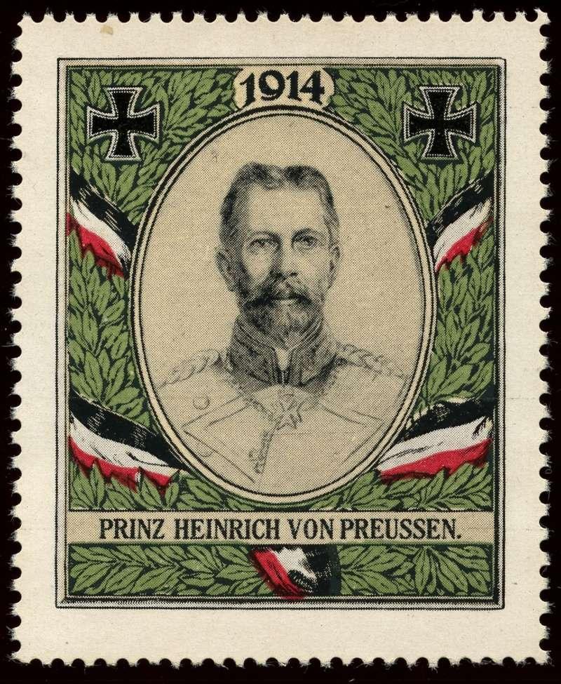 Nachlass-Sammlung Vignetten, etc. ab 1896 - Kaiserreich, usw. 1111