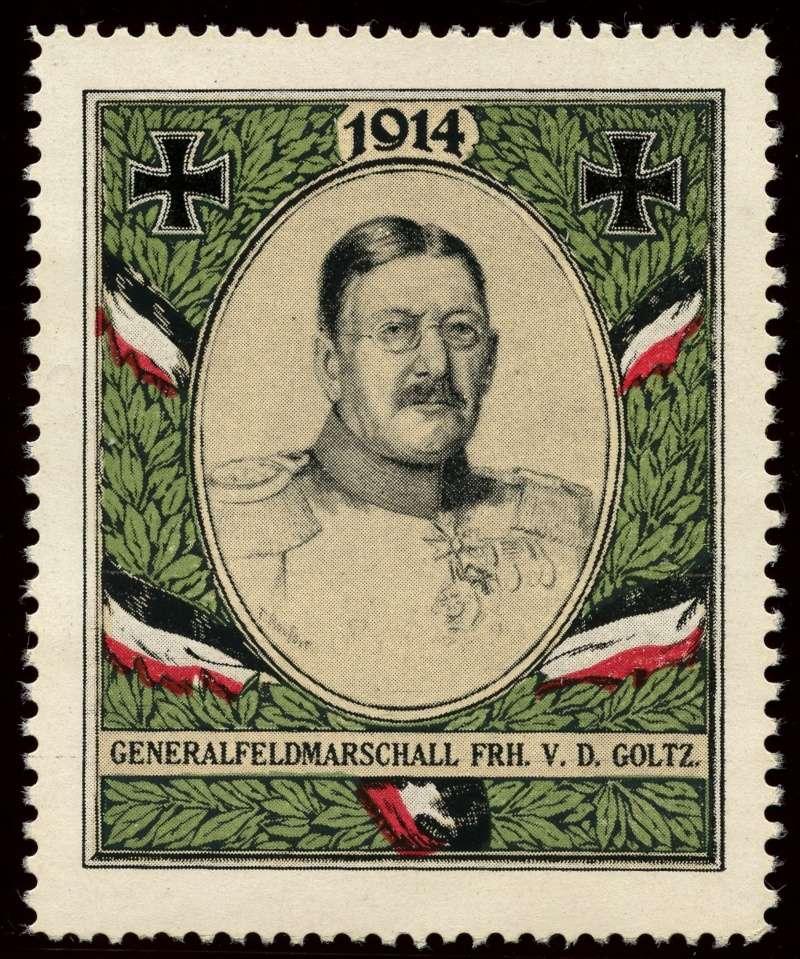 Nachlass-Sammlung Vignetten, etc. ab 1896 - Kaiserreich, usw. 1311
