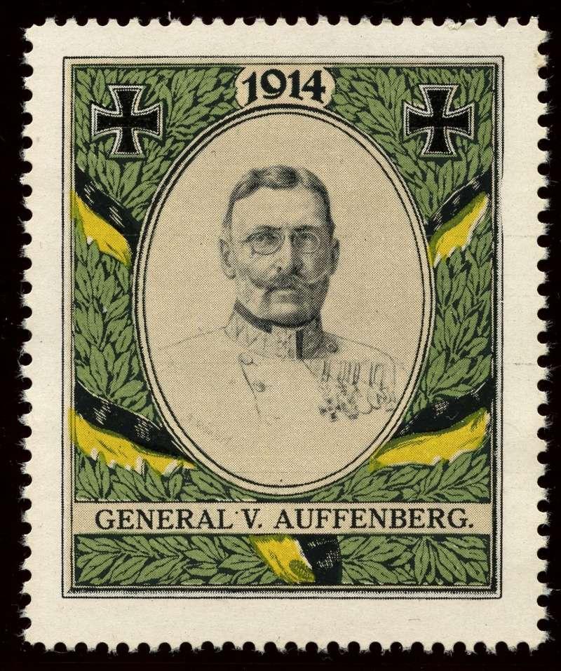 Nachlass-Sammlung Vignetten, etc. ab 1896 - Kaiserreich, usw. 1511