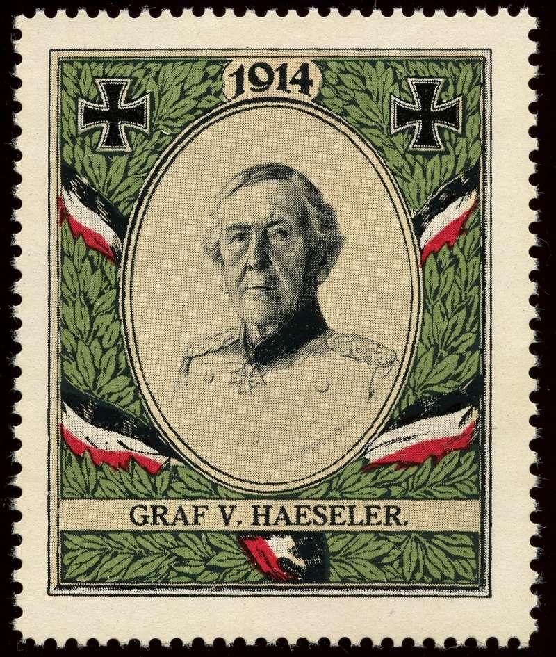 Nachlass-Sammlung Vignetten, etc. ab 1896 - Kaiserreich, usw. 2010