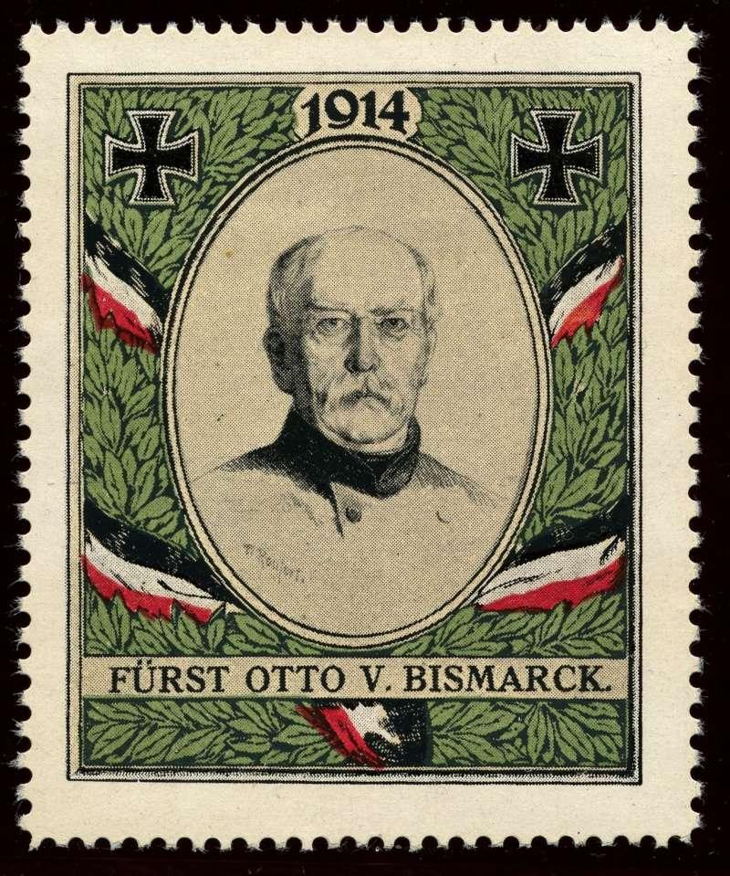Nachlass-Sammlung Vignetten, etc. ab 1896 - Kaiserreich, usw. 2110