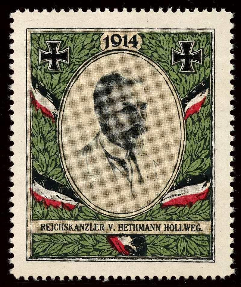 Nachlass-Sammlung Vignetten, etc. ab 1896 - Kaiserreich, usw. 2210