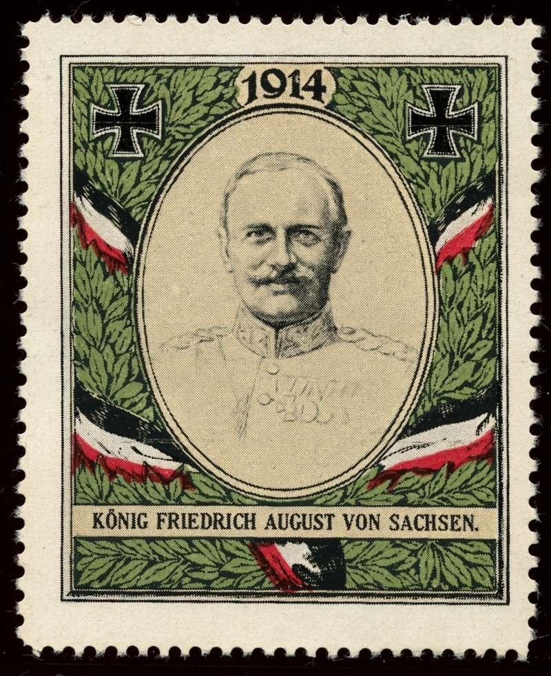 Nachlass-Sammlung Vignetten, etc. ab 1896 - Kaiserreich, usw. 2410