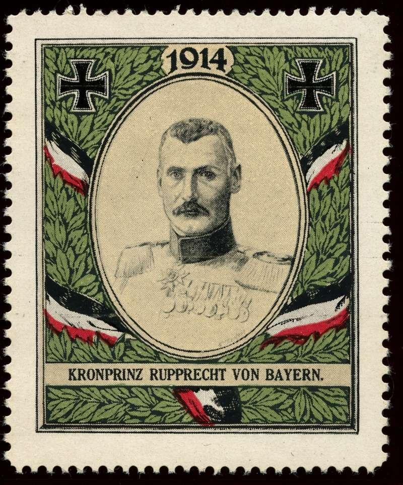 Nachlass-Sammlung Vignetten, etc. ab 1896 - Kaiserreich, usw. 2510