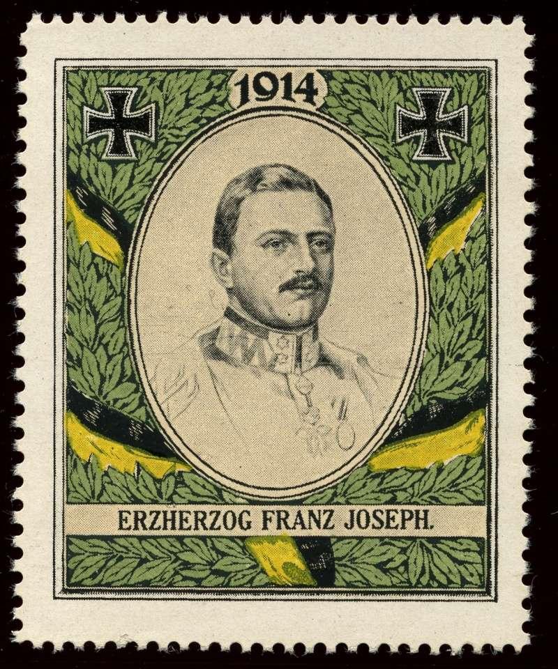 Nachlass-Sammlung Vignetten, etc. ab 1896 - Kaiserreich, usw. 511