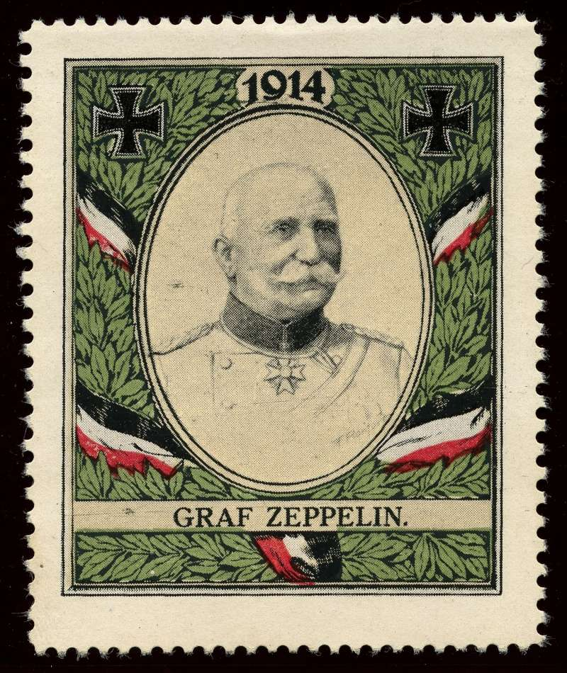 Nachlass-Sammlung Vignetten, etc. ab 1896 - Kaiserreich, usw. 910