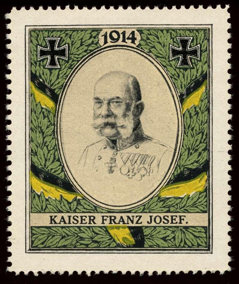 Nachlass-Sammlung Vignetten, etc. ab 1896 - Kaiserreich, usw. B10