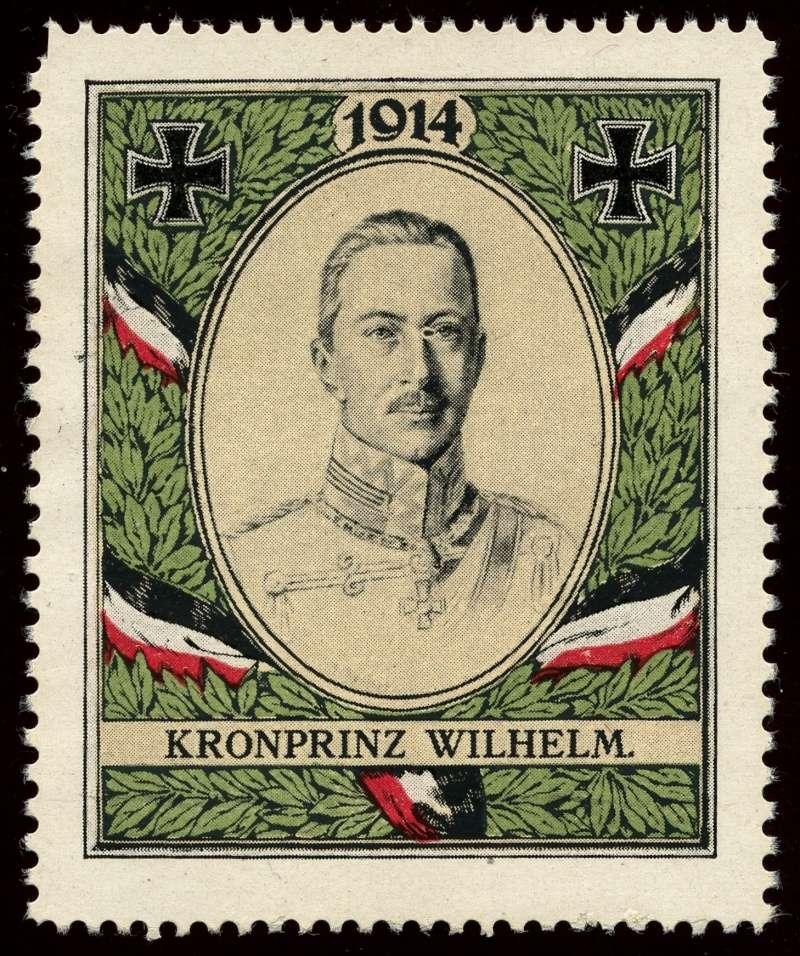 Nachlass-Sammlung Vignetten, etc. ab 1896 - Kaiserreich, usw. D11