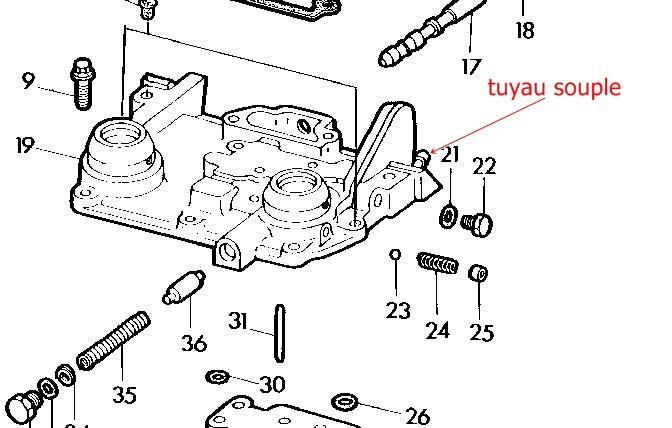 fuite hydraulique 3130_410