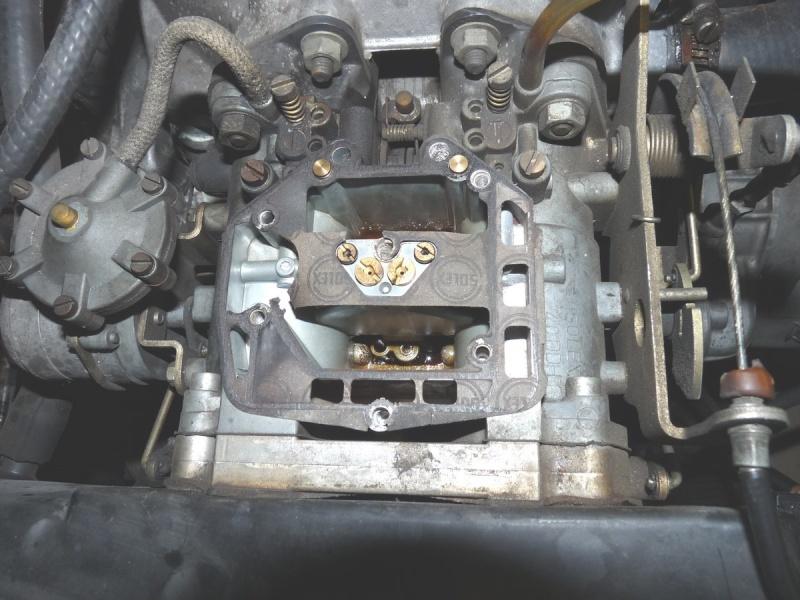 Démarrage moteur a froid K70 P1190612