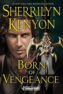 THE LEAGUE #11 -  Born of Vengeance Born-o10