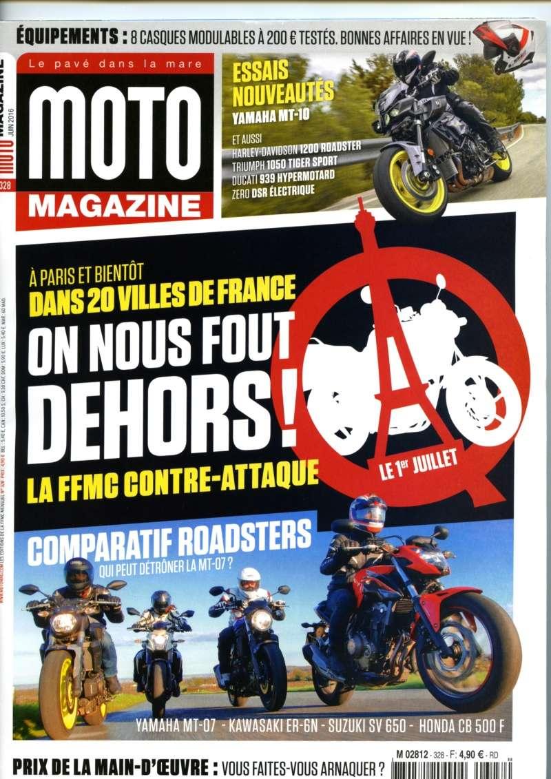 Moto mag N° de juin 2016 Motoma12