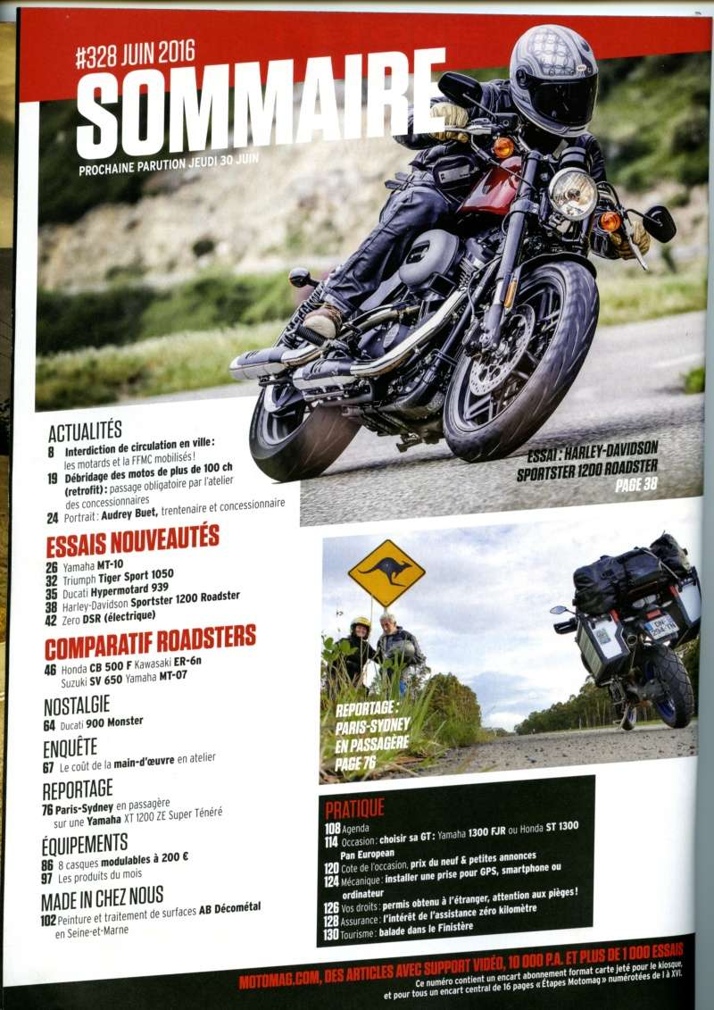 Moto mag N° de juin 2016 Motoma13
