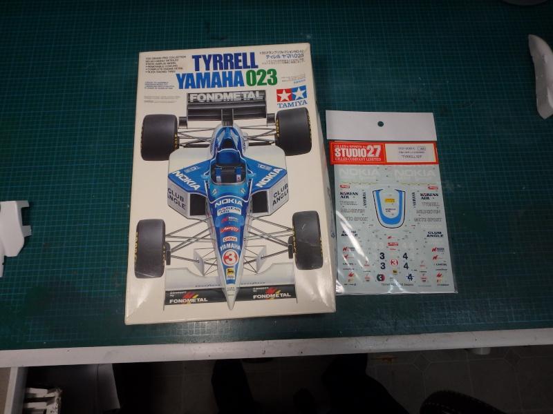 Tyrrell 023 1/20 P3250010