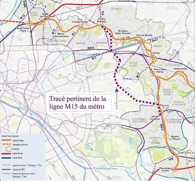 Ligne 15 Est - Saint-Denis Pleyel à Champigny Centre par Val de Fontenay Pertin10