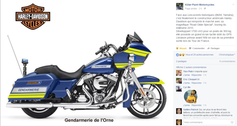 Humour en image du Forum Passion-Harley  ... Gendar10