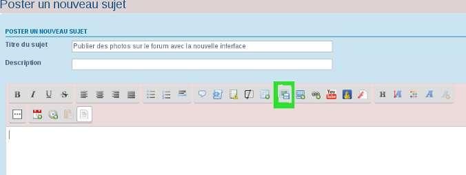 Publier des photos sur le forum avec la nouvelle interface Tuto_i10
