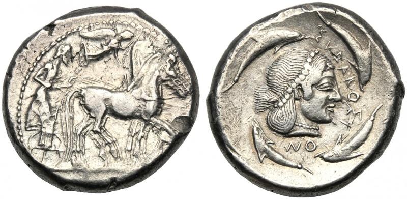 Nouvelles monnaies de Poseidon Syracu10