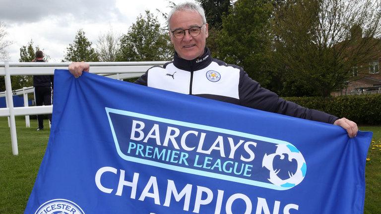 Il Leicester ha vinto la Premier League Claudi10
