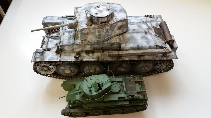 Panzer 38(T) Ausf.E/F - 1/16 - PANDA HOBBY. mise en boue  - Page 10 20160431