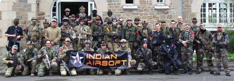 Indian's Vitrine Groupe10