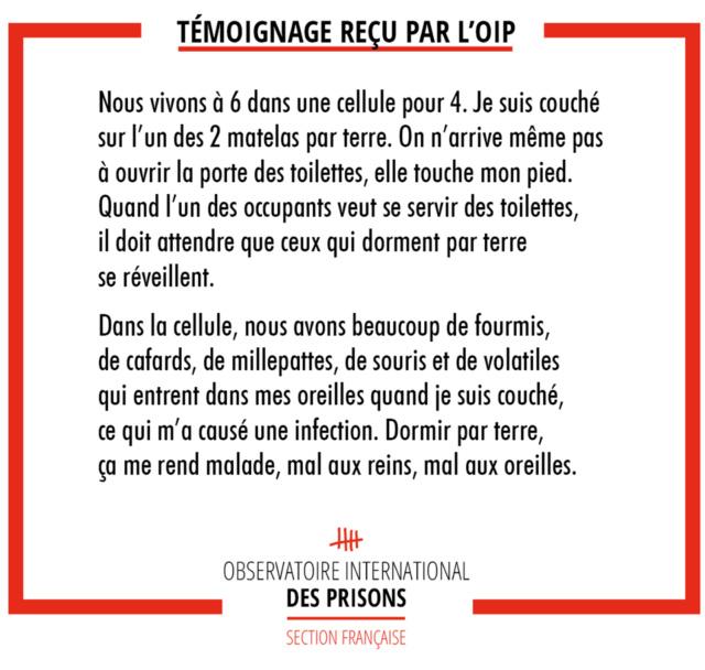 [Partenariat-OIP] Breves de prisons : la réalité. - Page 8 75424510