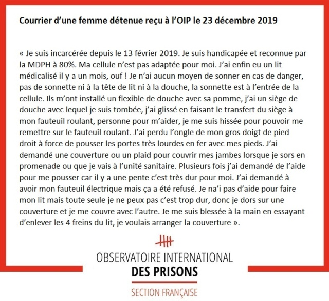 [Partenariat-OIP] Breves de prisons : la réalité. - Page 8 80194618